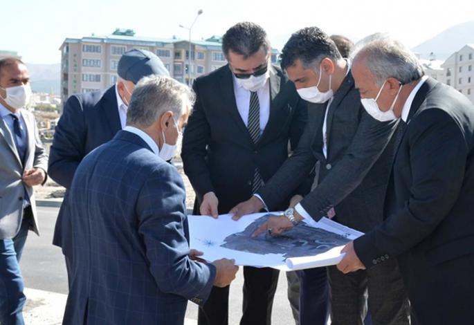 Şehir Hastanesi yolu Erzurum'a nefes aldıracak