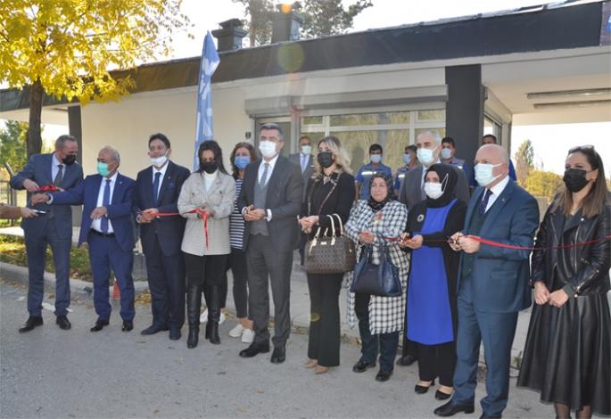 Süt Ve Süt Ürünleri Satış Mağazası açıldı