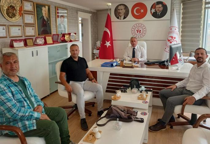 Triatloncular yazı Erzurum'da geçirecek