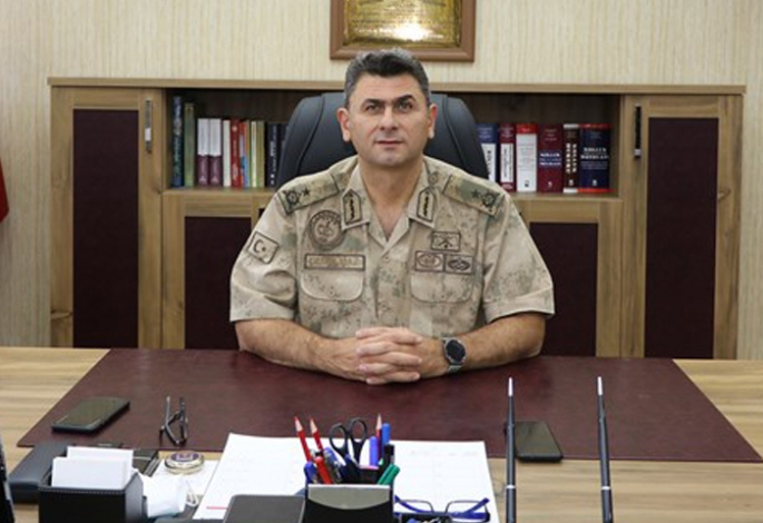 Tuğgeneral Ali Gemalmaz'dan veda mesajı